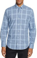 Tailorbyrd Mosman River Plaid Classic Fit Button-Down Shirt