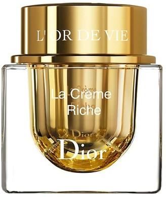 Christian Dior L'Or de Vie La Creme Riche