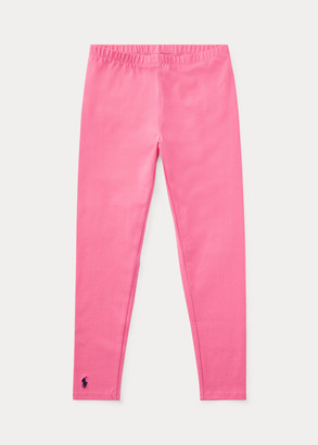 Ralph Lauren Stretch Cotton Jersey Legging