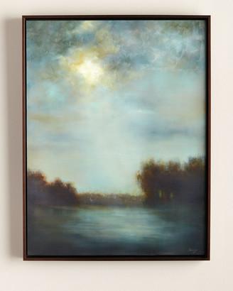 "John-Richard Collection Breaking Light"" Giclee on Canvas Wall Art"