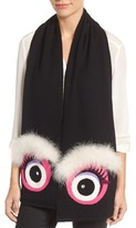 Kate Spade Women's Monster Wool Scarf