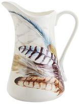 Pier 1 Imports Feather Pitcher