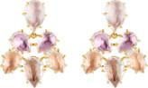 Larkspur & Hawk Caterina Pansy Earrings