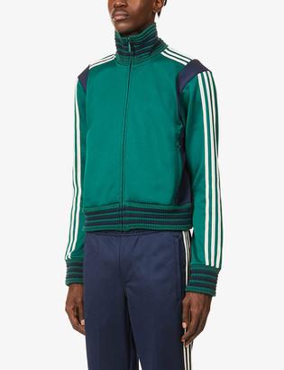 Wales Bonner x adidas Lovers Rock jersey tracksuit jacket