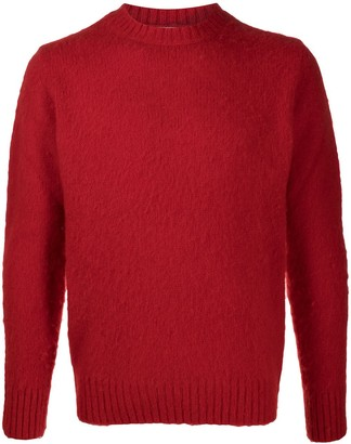 Aspesi Crewneck Wool Jumper