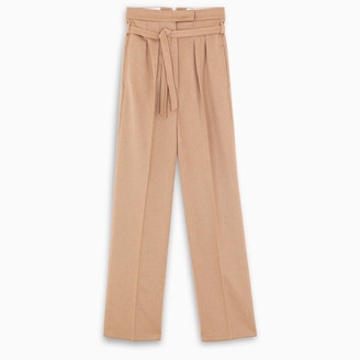 Max Mara Belted tailored trousers