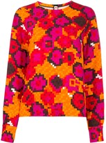 Marni Cady Fabric Top