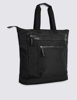 M&S Collection Scuff Resistant Cordura® Tote Bag