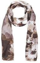 Vince Camuto Floral-print Scarf