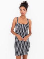 American Apparel Jacquard Knit Tank Dress