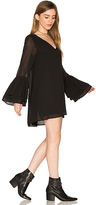 Show Me Your Mumu Nolita Mini Dress in Black. - size S (also in )