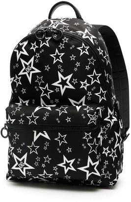 Dolce & Gabbana Star Printed Backpack