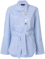 Eudon Choi striped blouse