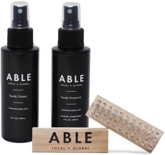 ABLE Suede Care Kit