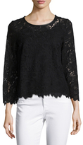 Joie Antonia Lace Top