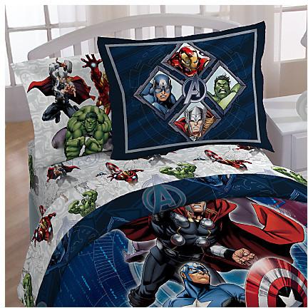 Disney Avengers Assemble Sheet Set