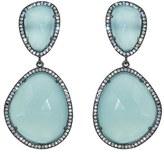 Susan Hanover Women's Semiprecious Stone Drop Earrings