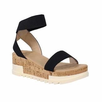 Yoki Brenda-10 Women's Flat Form Sandal