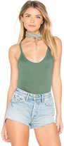 C&C California Bella Classic Tank in Green. - size L (also in S,XS)