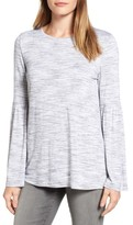 Women's Two By Vince Camuto Jersey Bell Sleeve Top