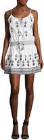 Calypso St. Barth Women's Ullman Embroidered A Line Dress