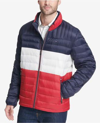 Tommy Hilfiger Men Big & Tall Packable Down Puffer Coat