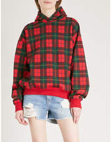 Fear Of God Fifth Collection oversized cotton-jersey hoody