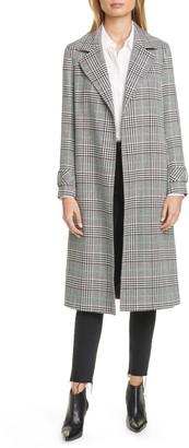 Helene Berman Ruth Plaid Coat