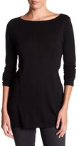 Michael Stars Long Sleeve Boatneck Tee