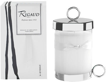 Gardenia Rigaud Candles