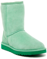 UGG Classic Short Genuine Sheepskin Lined Boot