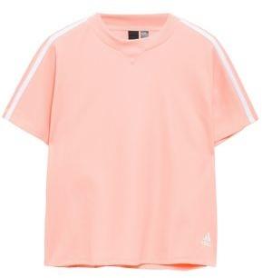 adidas Pique Striped T-shirt