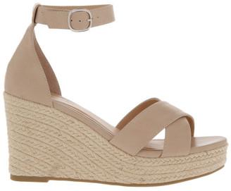 Miss Shop Jaci Blush Sandal