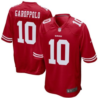 Nike Youth Jimmy Garoppolo Scarlet San Francisco 49ers Game Jersey