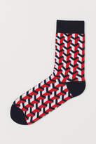 H&M Patterned socks