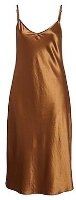 Baacal, Plus Size Cabaret Bias Slip Dress