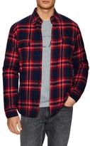 Gant Plaid Shirt Jacket