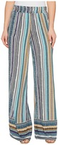 B Collection by Bobeau - Printed Palazzo Pants Women's Casual Pants