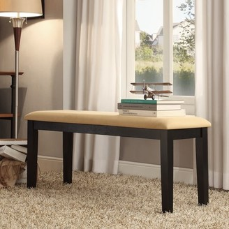 Astounding Upholstered Dining Bench Shopstyle Beatyapartments Chair Design Images Beatyapartmentscom