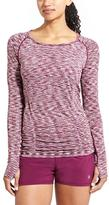 Athleta Fastest Track Top Space Dye
