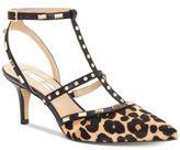 INC International Concepts Carma Evening Kitten Heel Pumps, Created For Macy's