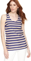 The Limited Simple Stripe Tank