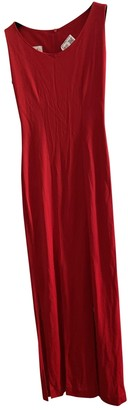 Moschino Cheap & Chic Moschino Cheap And Chic Red Dress for Women