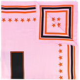 Givenchy 17 print scarf - women - Silk/Virgin Wool - One Size