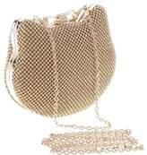 Myleas Women's Cat Style Diamante Wallet Evening Bag Wedding Cocktail Shoulder Handbag Clutch