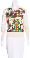 Hermes Silk A. Faivre Sweater