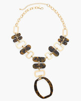 Chico's Quincy Statement Necklace