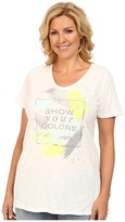 DKNY Show Your Colors Graphic Tee