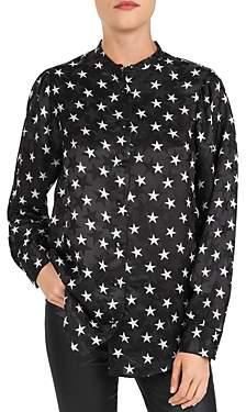 The Kooples Star Boulevard Printed Shirt
