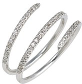 Women's Bony Levy Diamond Spiral Ring (Nordstrom Exclusive)